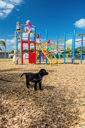 Waihi, Nowa Zelandia: Playground