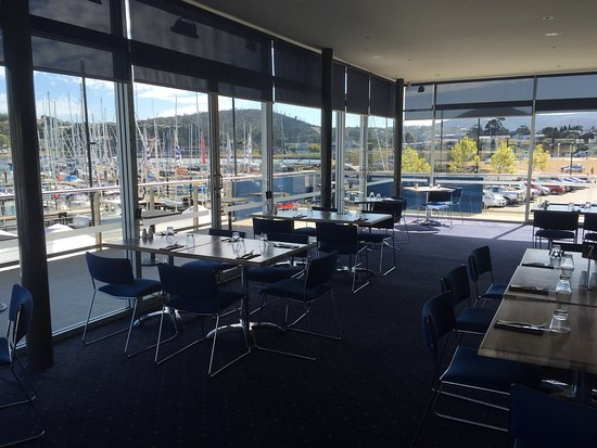 Bellerive, Australien: Views from upstairs