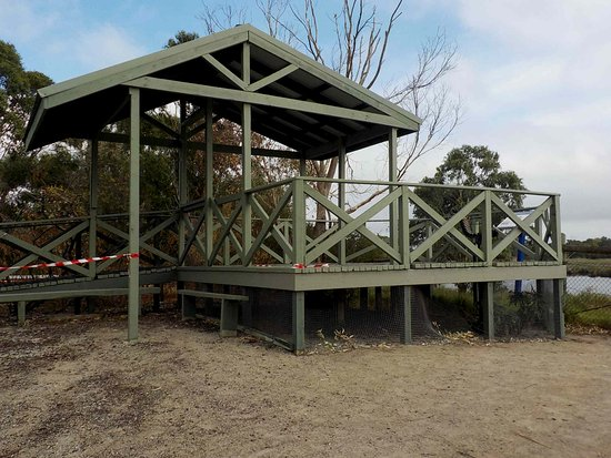 Seaford, Australië: Viewing platform in South