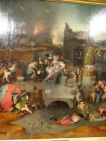 Museu Nacional de Arte Antiga: Une oeuvre majeure de Jérome BOSCH