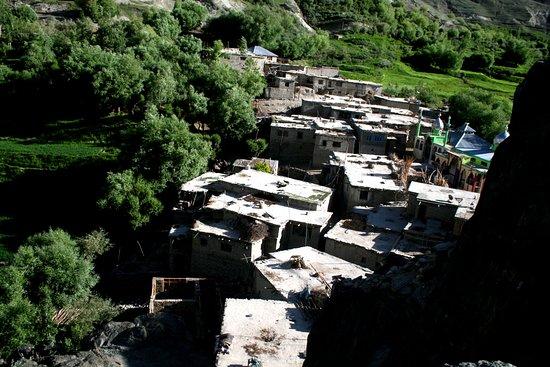 Kartse Khar Village  - Picture of Pristine Ladakh, Leh