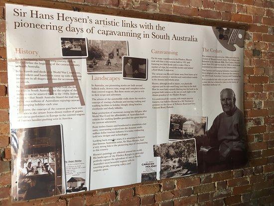 Hans Heysen Art Studio
