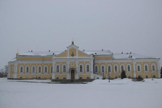 Diveyevo, Ρωσία: Трапезный храм во имя св. благоверного князя Александра Невского