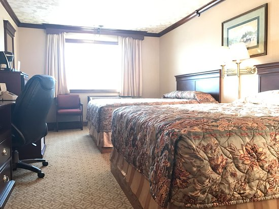 Kenai, AK: Double Queen Room