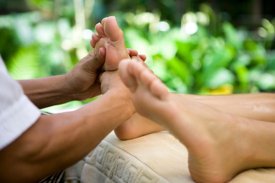 Glow Spa At Mandira: Balinese Massage