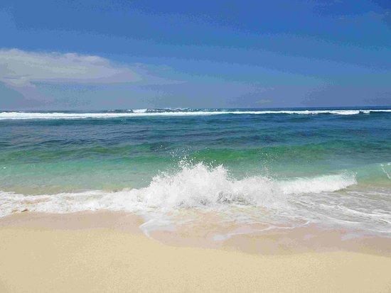 Nyang-nyang Beach: nyang-nyang