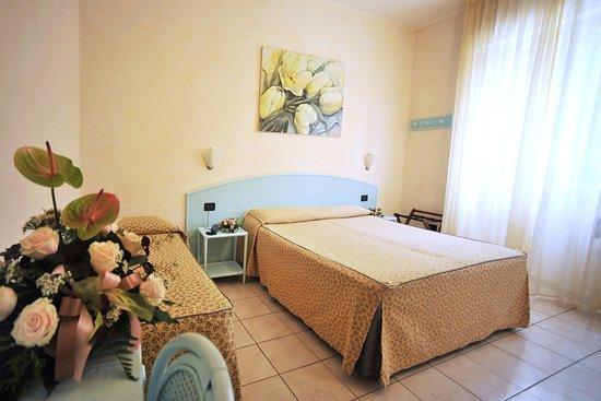 Hotel Riviera Blu: Camera Tripla