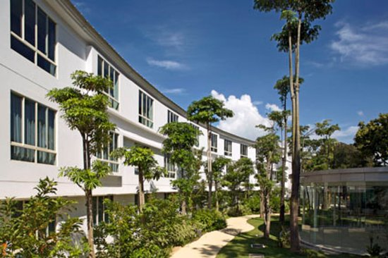 Amara Sanctuary Resort Sentosa: Sanctuary Block - Deluxe Rooms (Sea View/Garden View)