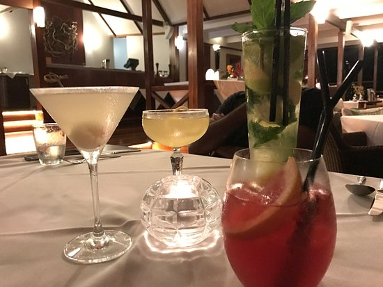 Mossman, Australia: cocktails