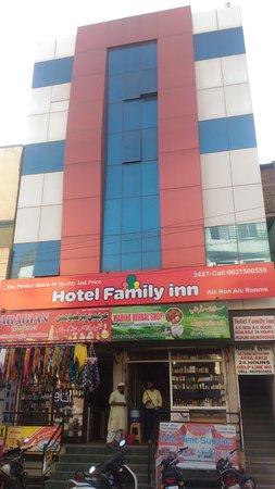 Hotel Family inn, Aurangabad