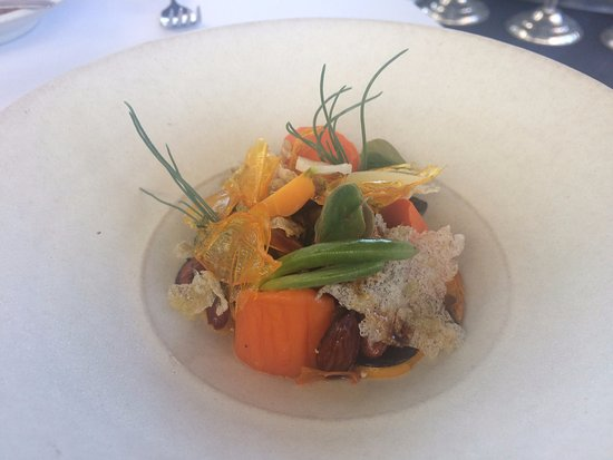 Quay Restaurant: Carrot salad