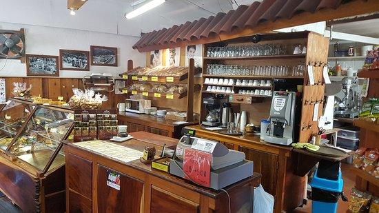 Nuevo Arenal, Κόστα Ρίκα: Einfach fantastisch. Erstklassige und freundliche Bedienung und Kuchen wie von Mama aus dem Ofen