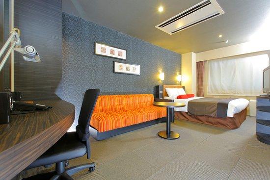 Hotel MyStays Hamamatsucho: guest room