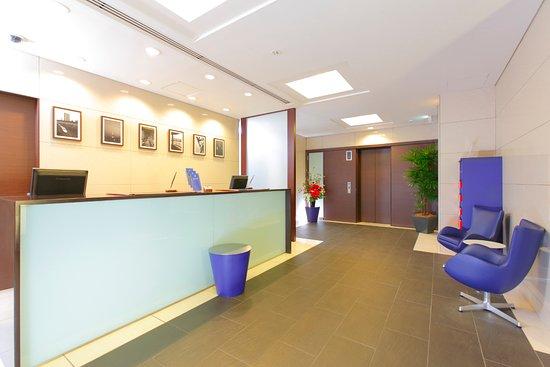 Hotel MyStays Hamamatsucho: lobby