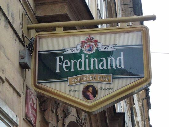 Ferdinanda: Добро пожаловать!!!