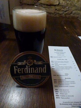 Ferdinanda: Бокальчик пенного хмельного