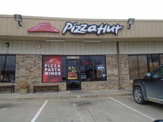 Groesbeck, TX: Pizza Hut