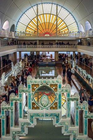 Roubaix, Frankrike: vue d'ensemble expo permanente
