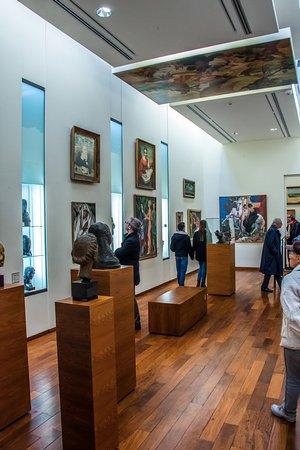 Roubaix, Frankrike: expo permanente