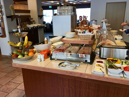 Hotel Royal: Gutes Frühstück