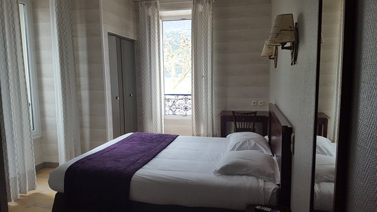 Hotel Beaurivage: chambre double
