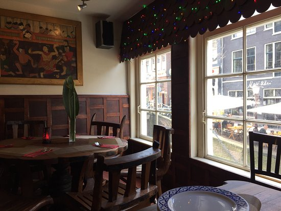 Photo of Asian Restaurant Bird Thai Restaurant at Zeedijk 72-74, Amsterdam 1012 BA, Netherlands