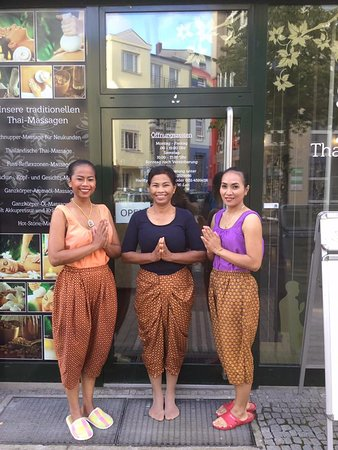 siam ikast billig thai massage