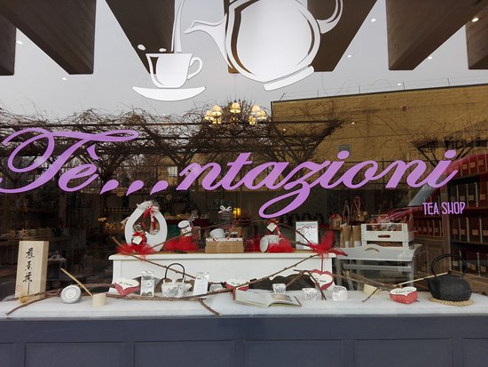 Tèntazioni Tea Shop