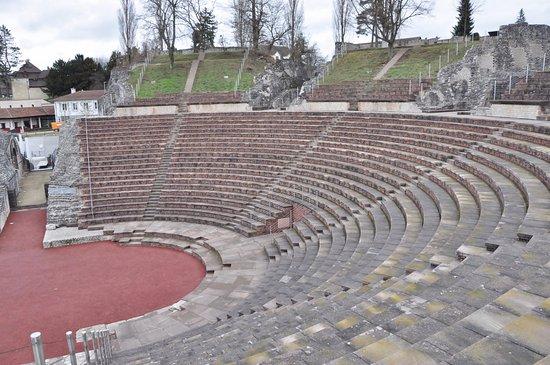 Augst, Schweiz: le théâtre
