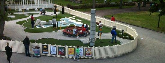 Malmo Aventyrsgolf, Ben & Jerrys Folkets Park
