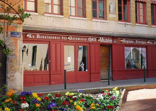Musee des Automates EMA