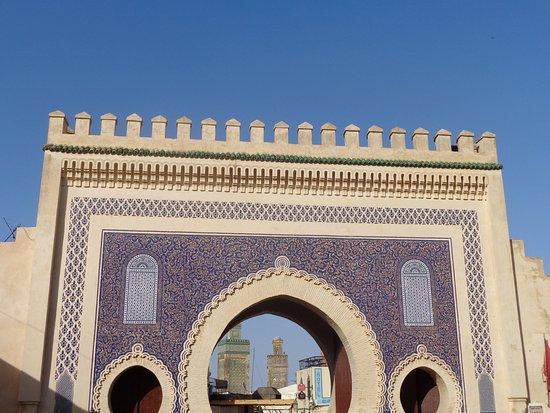 Exploring Fes Medina