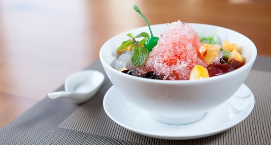 Es Campur Picture Of Batavia Restaurant Cafe Hanoi Tripadvisor