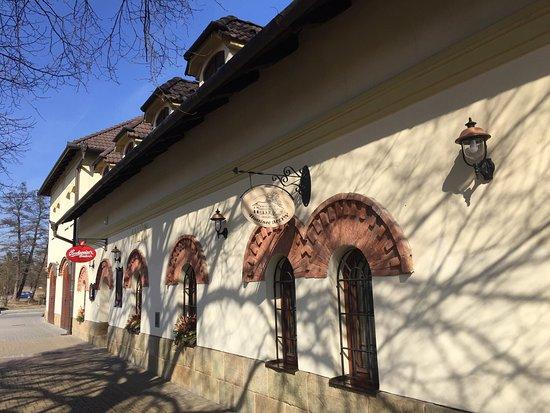 Blansko, Tjekkiet: Hostinec Penzion Mlyn