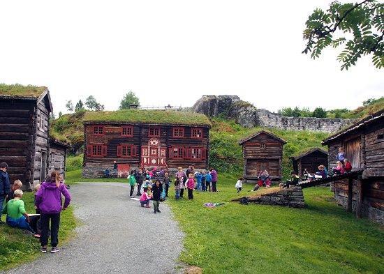 Sverresborg Trondelag Folk Museum: The Oppdal Group of Farms