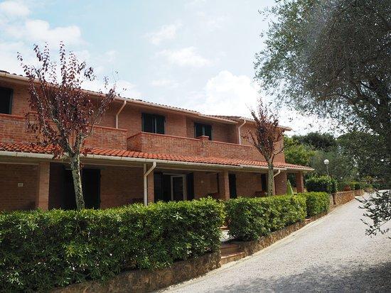 Casale Marittimo, Italia: Apartments