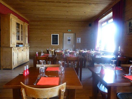 Chatillon-sur-Cluses, Frankrike: Comedor