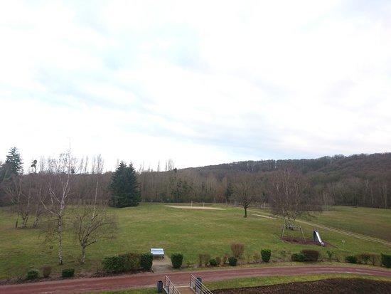 Saulx-les-Chartreux, ฝรั่งเศส: belle vue