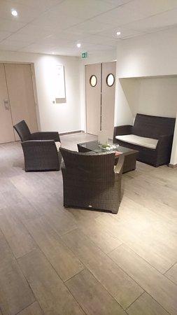 Saulx-les-Chartreux, ฝรั่งเศส: très propre et confortable
