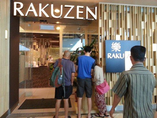Rakuzen Japanese Restaurant : 20170310_123755_large.jpg