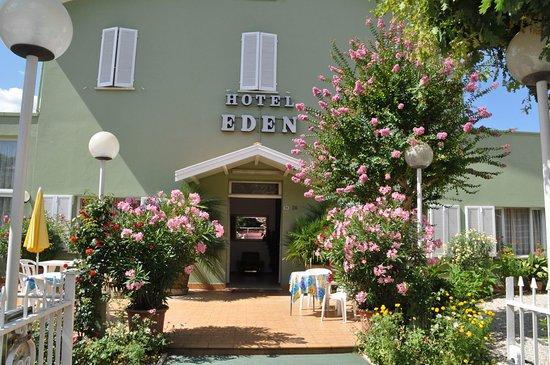Hotel Eden: Ingresso