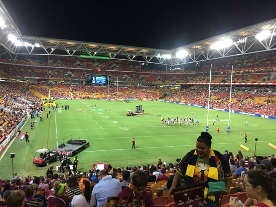 Rugby World Cup Venue Suncorp Stadium Brisbane Traveller Reviews Tripadvisor