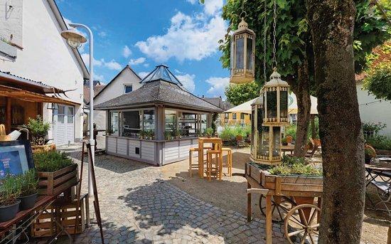 Hochheimer Terrasse Hochheim Restaurant Bewertungen