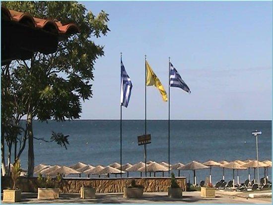 Alexandroupoli, Griechenland: Παραλία Αγίας Παρασκευής.