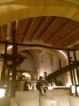 Bar Mit Alter Lm Hle Bild Von Son Brull Hotel Spa
