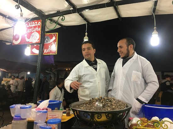 Jemaa el-Fnaa Photo