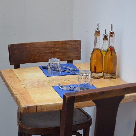 Restaurant les crocs dans paris avec cuisine italienne for Cuisine 0 crocs