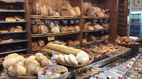 Tearoom Carpe Diem: Fresh breads
