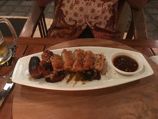 Bali Cardamon: grilled pork