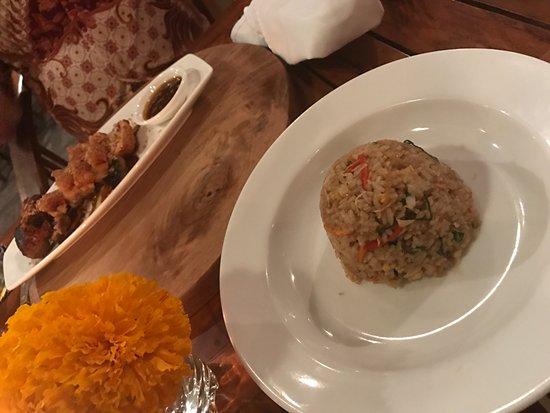Bali Cardamon: fried rice
